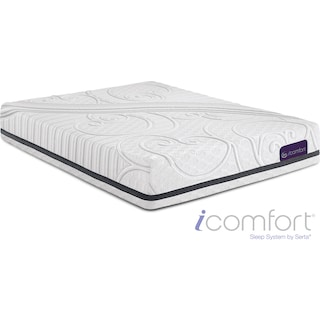 Savant III Plush Queen Mattress