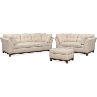 The Sebring Living Room Collection - Oyster