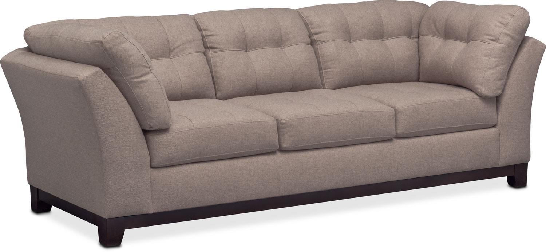Sebring Sofa - Smoke