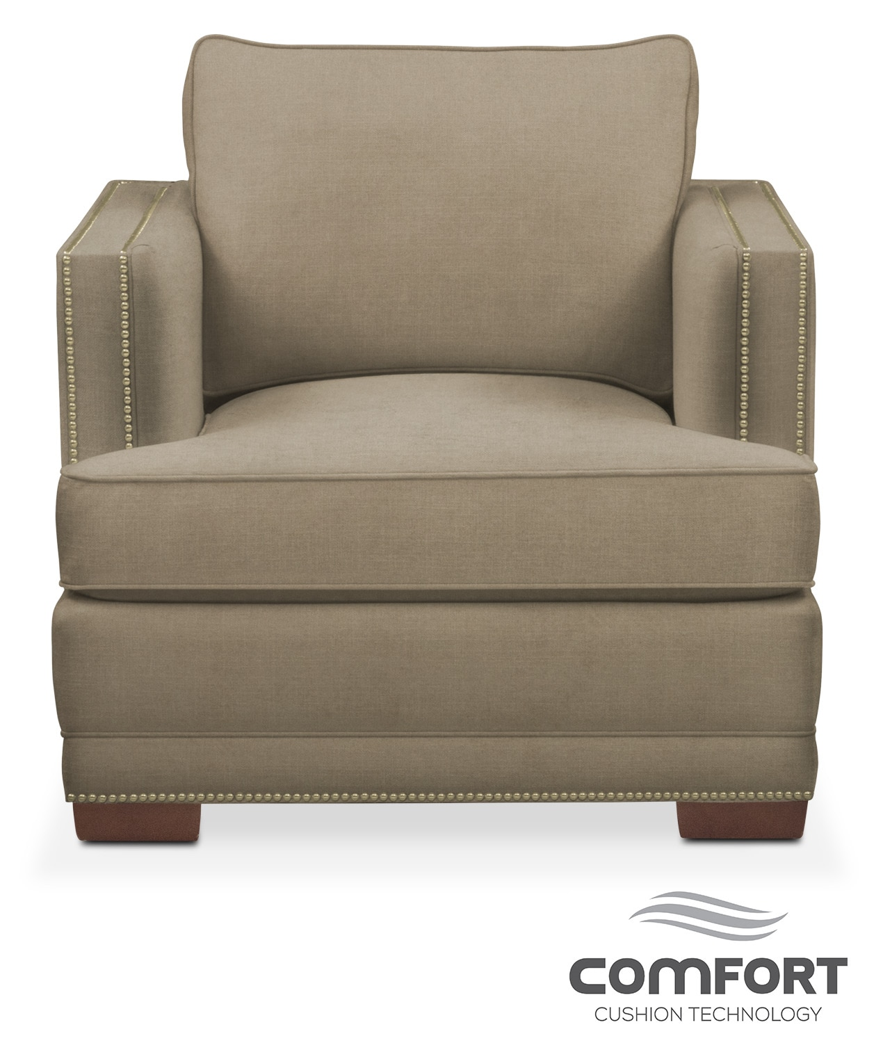 Arden comfort chair stately l mondo value city for Comfort living furniture