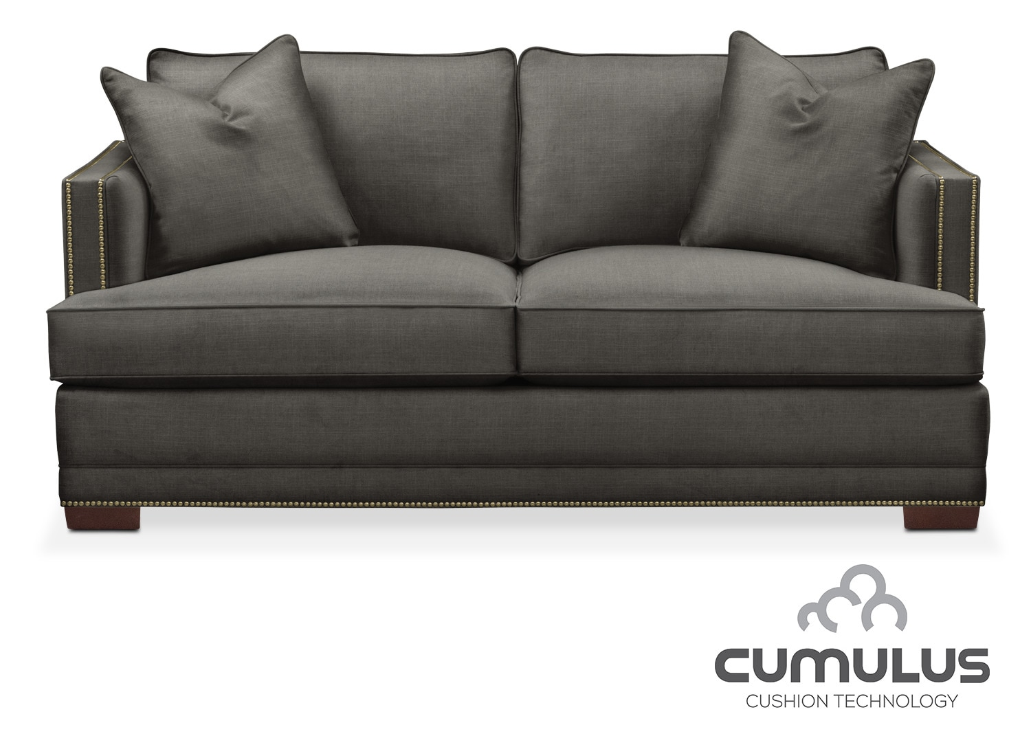 Arden Cumulus Apartment Sofa   Sterling