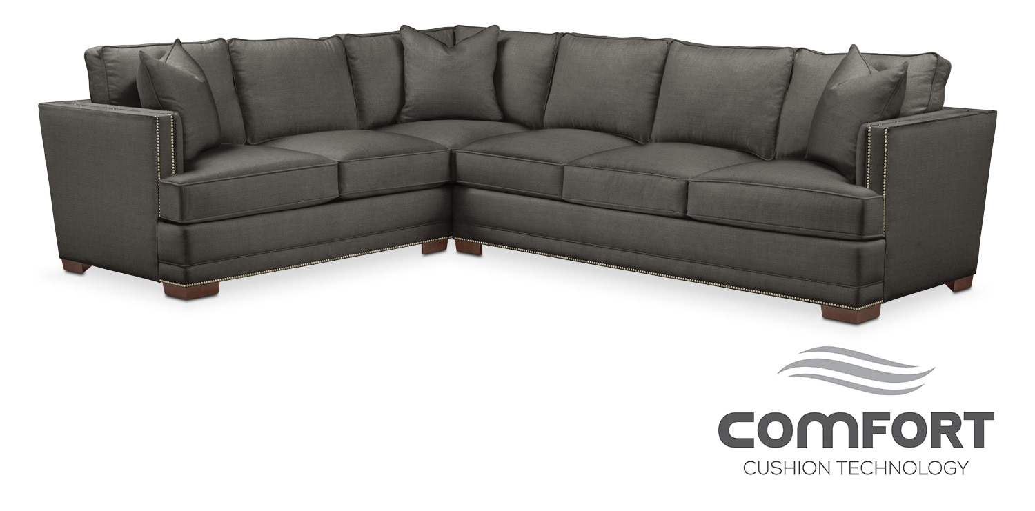 The Arden Comfort Collection - Sterling