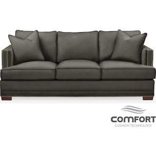 Arden Comfort Sofa - Stately L Sterling