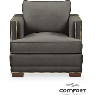Arden Comfort Chair - Stately L Sterling