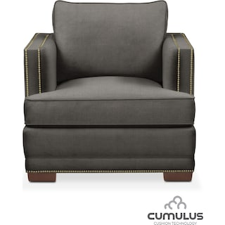 Arden Cumulus Chair - Stately L Sterling