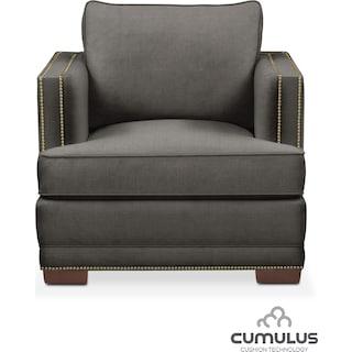 Arden Cumulus Chair - Sterling