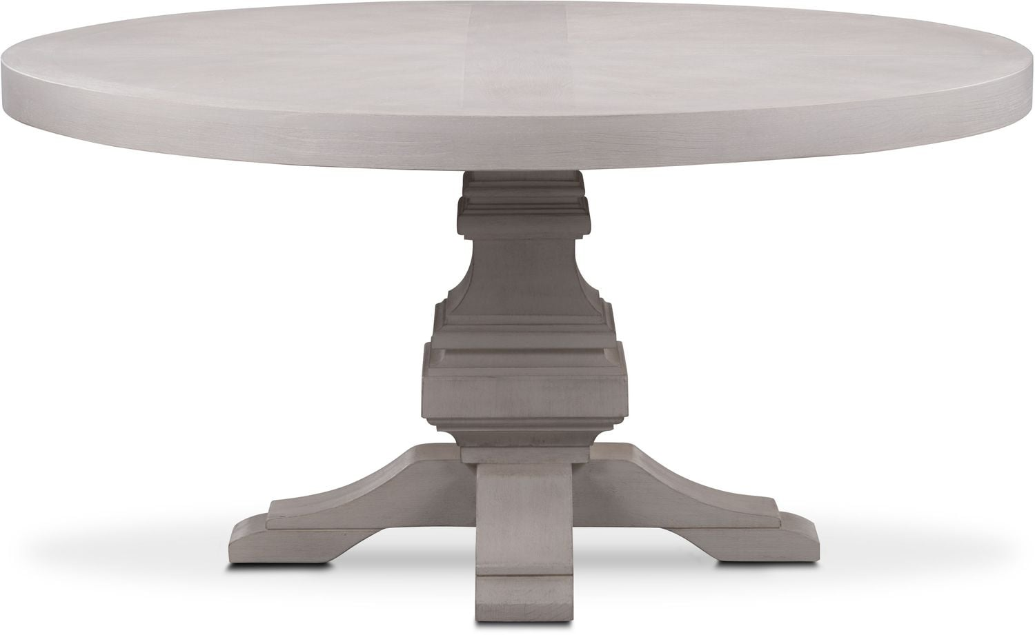 Lancaster Round Wood Top Table