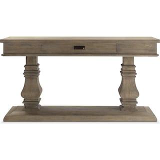 Lancaster Double Pedestal Sideboard