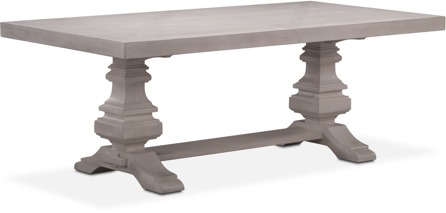 """Dining Room Furniture - Lancaster 82"""" Dining Table"""
