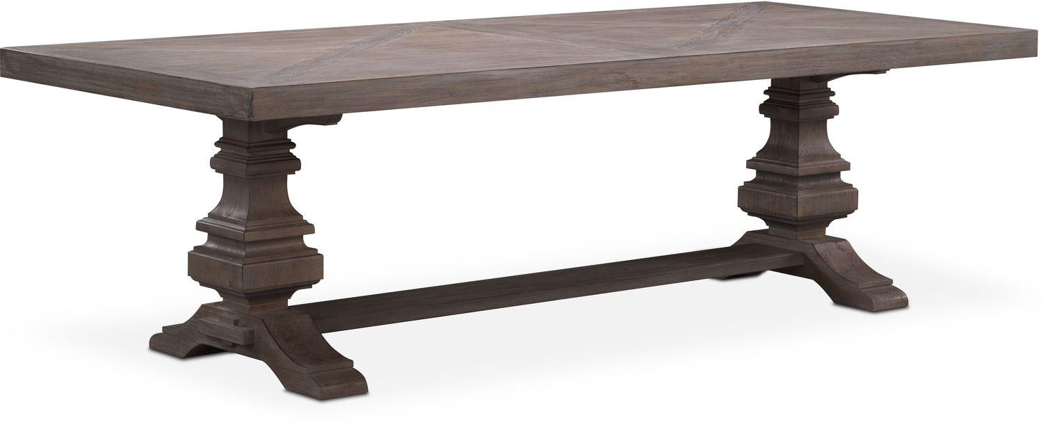 "Dining Room Furniture - Lancaster 104"" Dining Table"