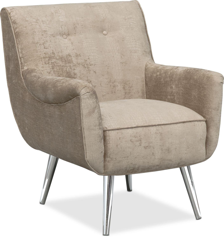 Moda Accent Chair - Bronze