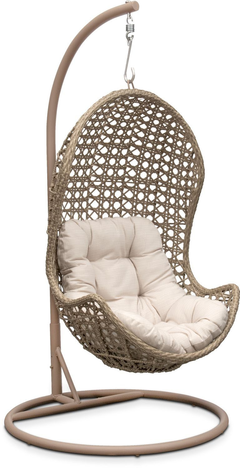 Kona Outdoor Egg Chair - Cream