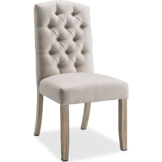 Drexel Side Chair - Natural