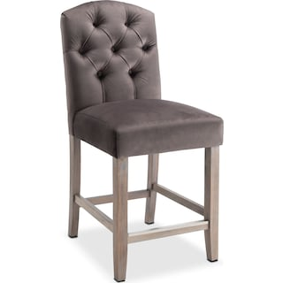 Drexel Counter-Height Stool - Gray