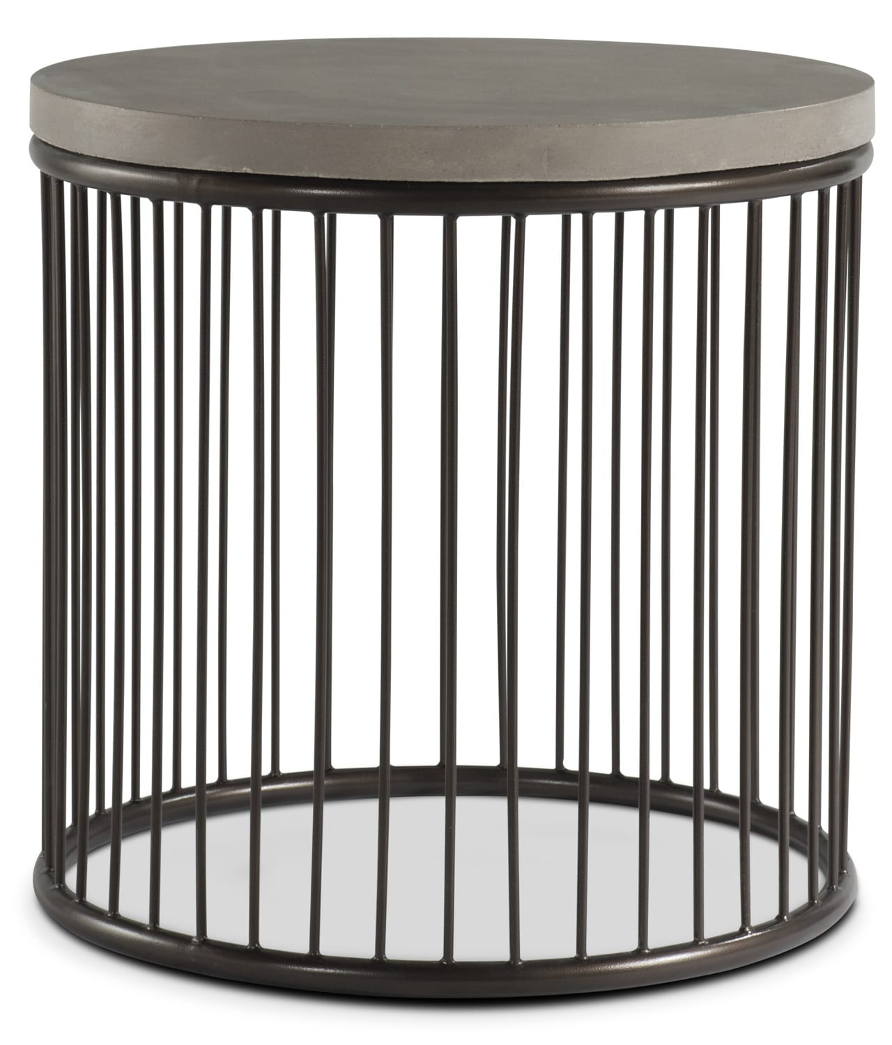 Awesome Accent And Occasional Furniture   Arbor End Table   Concrete