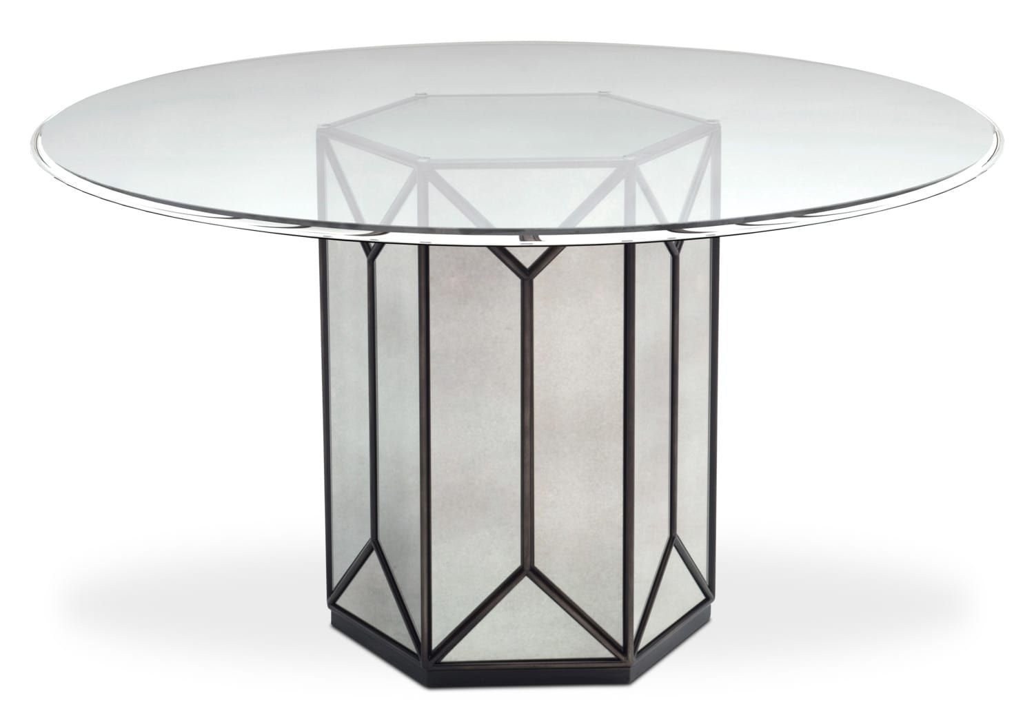 Domaine Round Pedestal Table