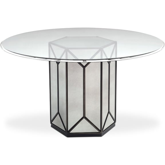 american signature dining room furniture by casa moda product item tables pedestal table west indies plantation cove