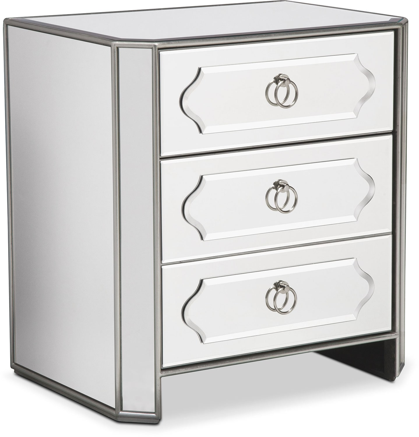 Bedroom Furniture - Harlow Bedside Chest
