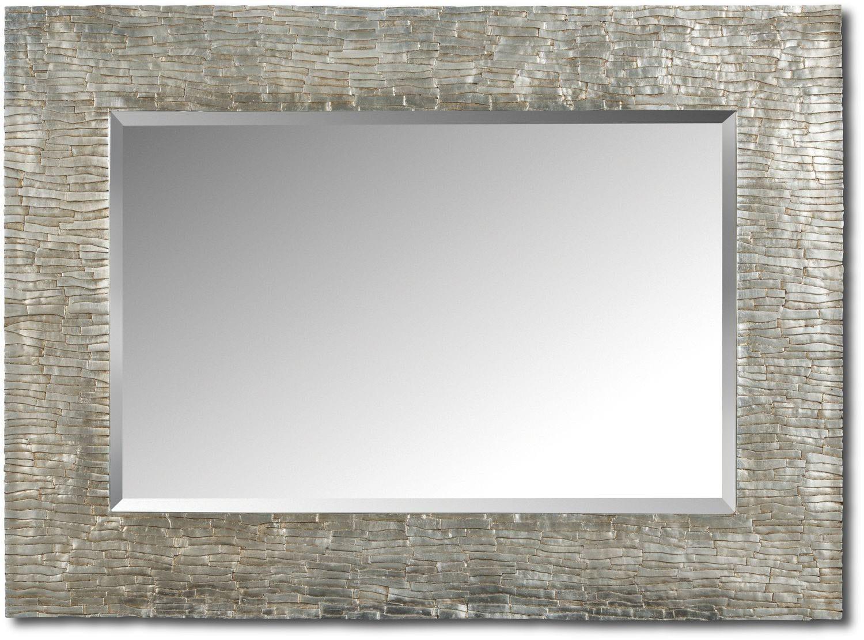 Santa Fe Mirror - Silver
