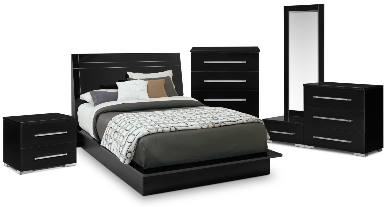 black stores size farmhouse clearance rustic sets furniture bed of queen piece bedroom full walmart under ikea king set