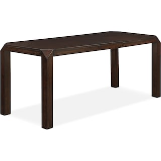 Savoy Counter-Height Table - Merlot