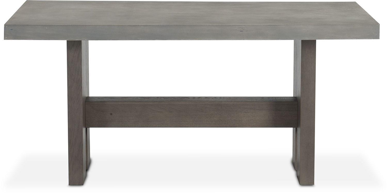Malibu Rectangular Counter Height Concrete Top Table  : 514303 from www.valuecityfurniture.com size 1500 x 749 jpeg 68kB
