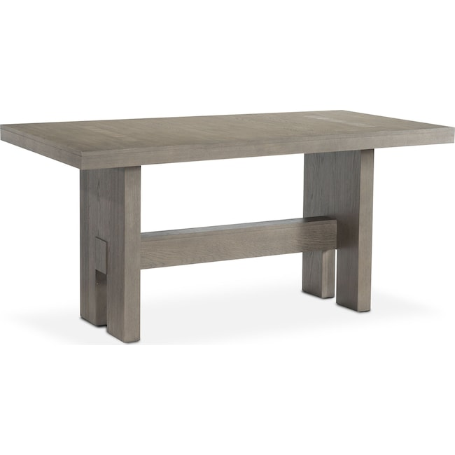 Dining Room Furniture - Malibu Rectangular Counter-Height Dining Table