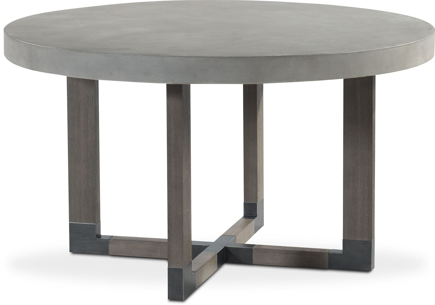 High Quality ... Concrete Top Table   Gray. Hover To Zoom