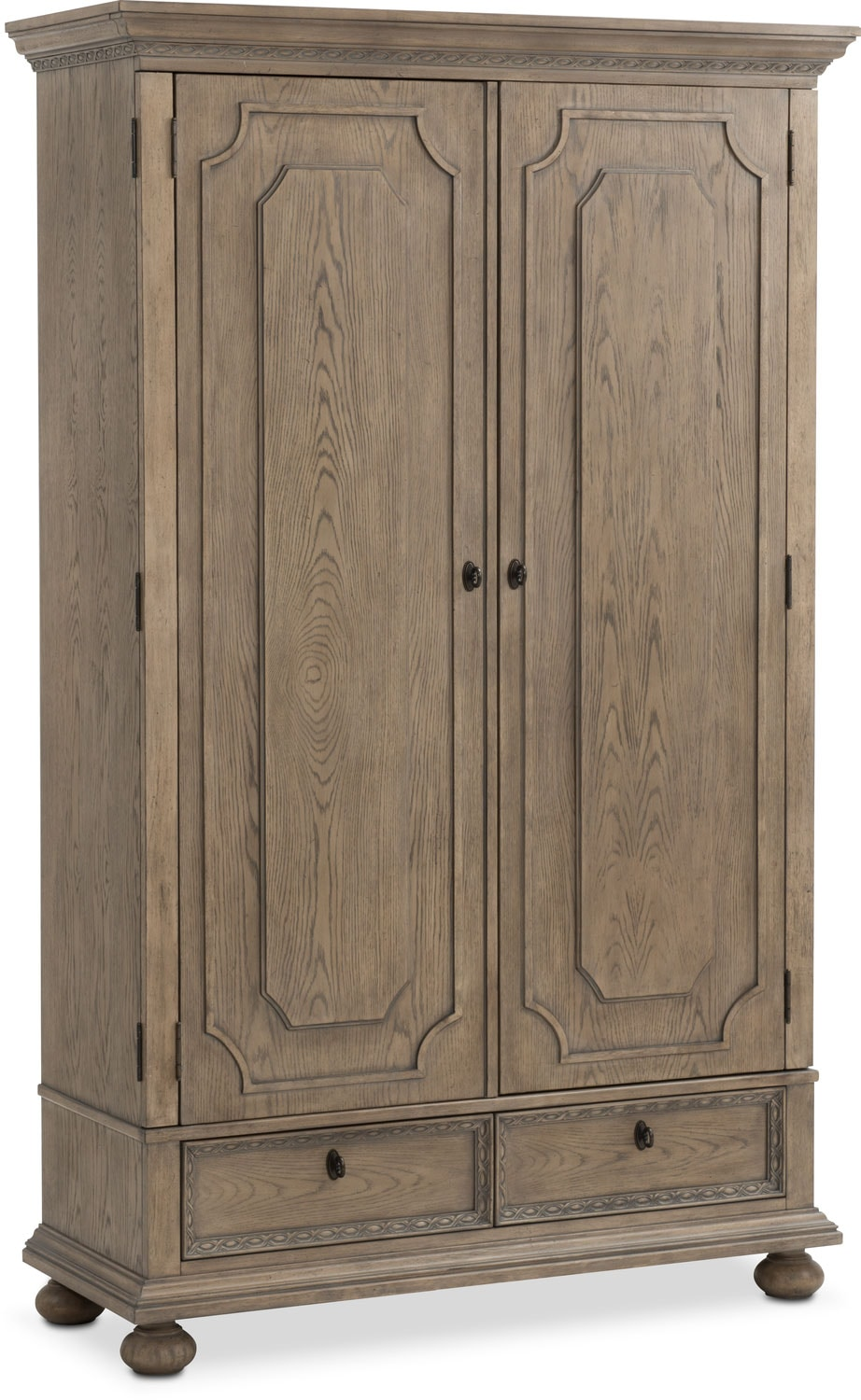 Langham Armoire - Natural