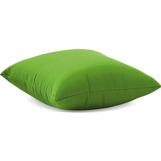 Myla Outdoor Pillow - Green
