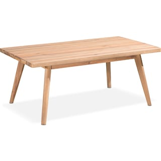 Peyton Outdoor Cocktail Table - Natural
