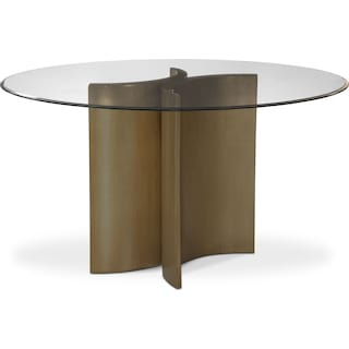 Symmetry Round Dining Table