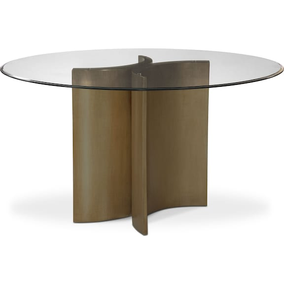 product item dining tables symmetry table american signature and chairs west indies furniture set
