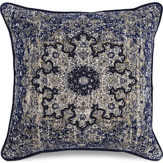 Emilie Decorative Pillow - Indigo