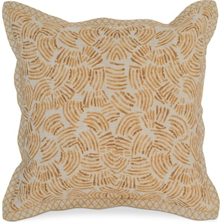 Rosalind Decorative Pillow - Mango