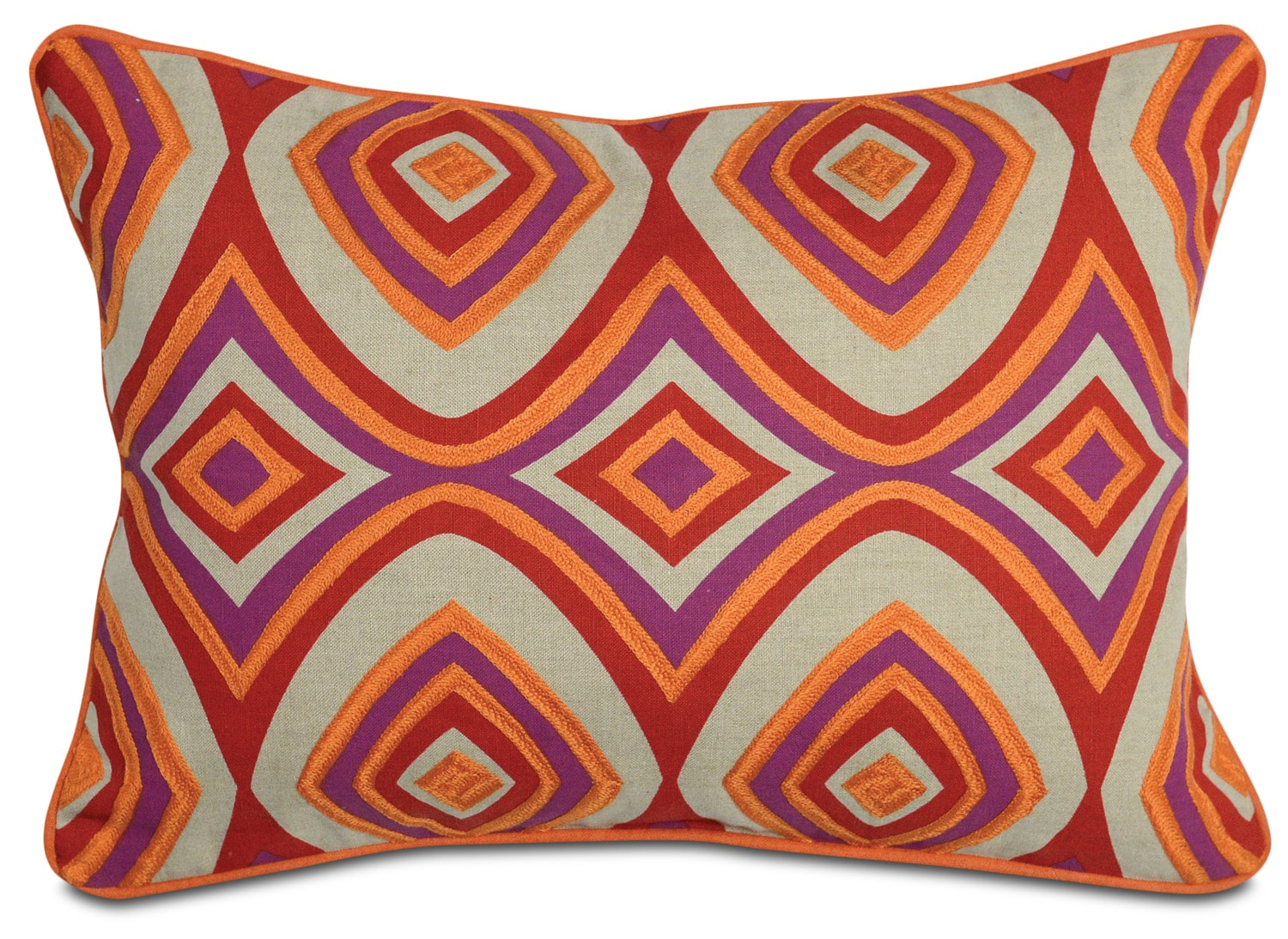 rita decorative pillow multi