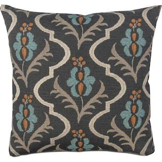 Floral Decorative Pillow - Multi