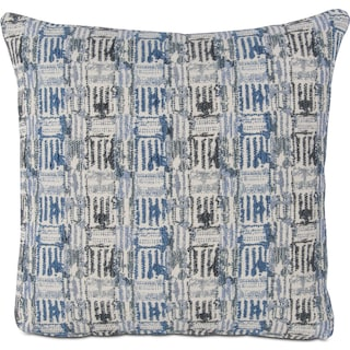 Arcade Decorative Pillow - Blue