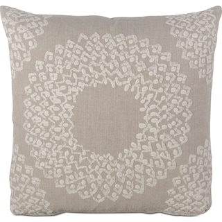 Mandrello Decorative Pillow - Beige