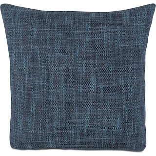 Tweak Decorative Pillow - Blue