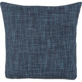 Tweak Decorative Pillow - Blue