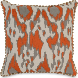 Chapala Decorative Pillow - Carrot