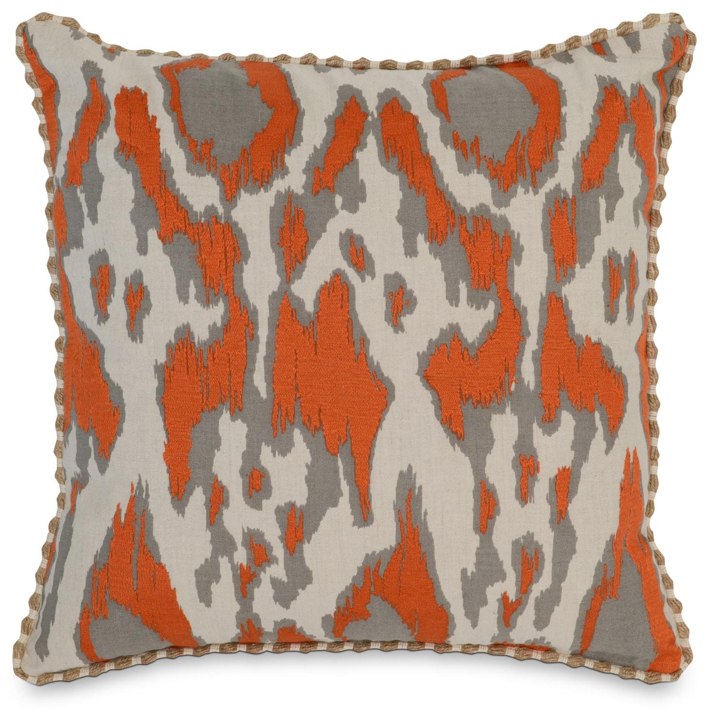 chapala decorative pillow carrot