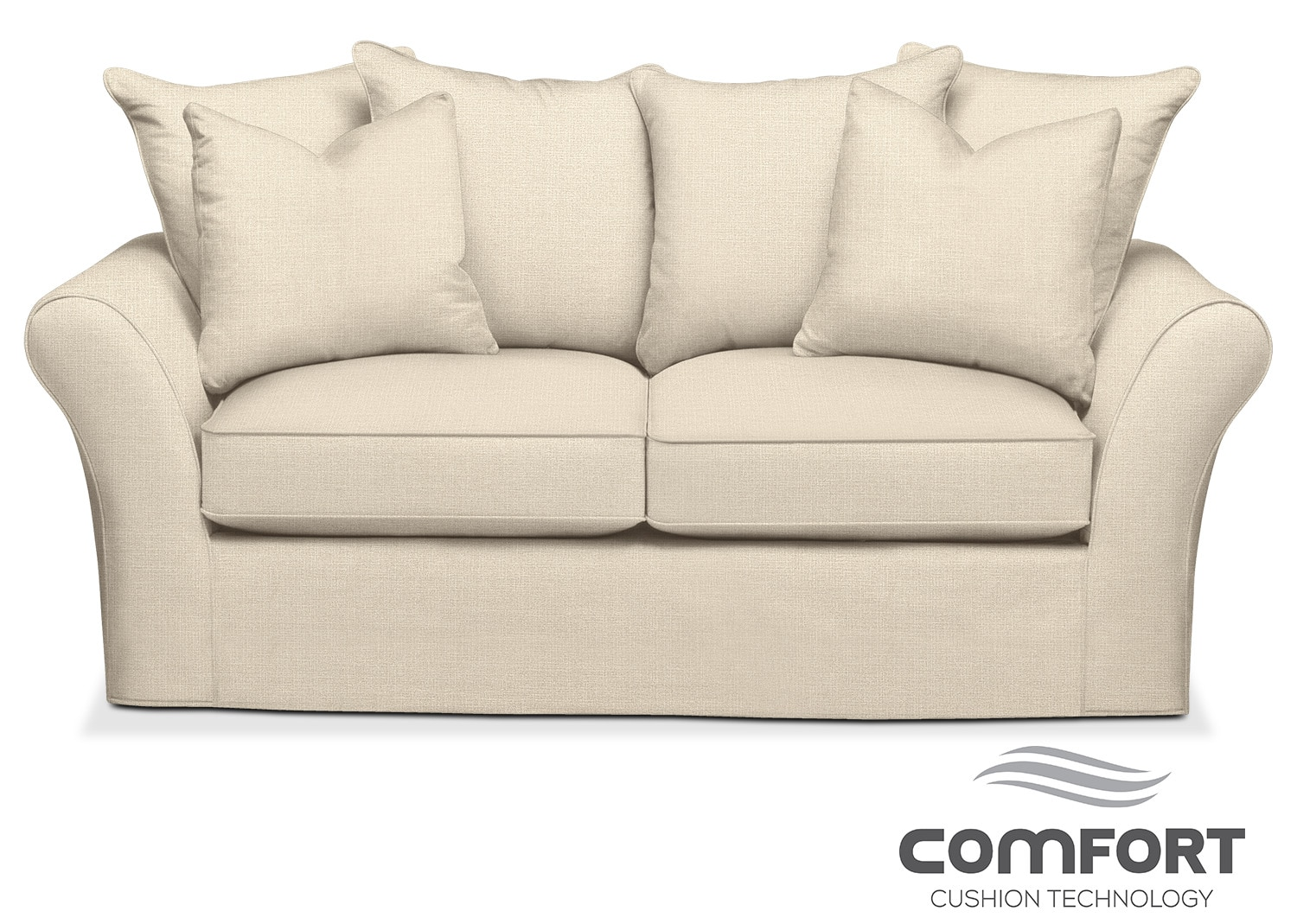 Allison Comfort Apartment Sofa