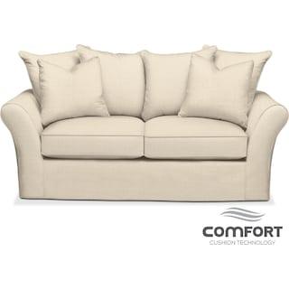 Allison Comfort Apartment Sofa - Anders Cloud