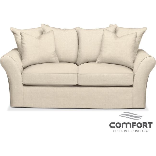 Living Room Furniture - Allison Apartment Sofa