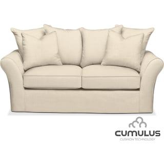 Allison Cumulus Apartment Sofa - Anders Cloud