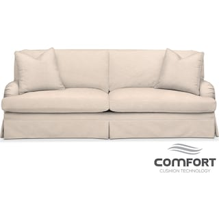 Campbell Comfort Sofa - Buff