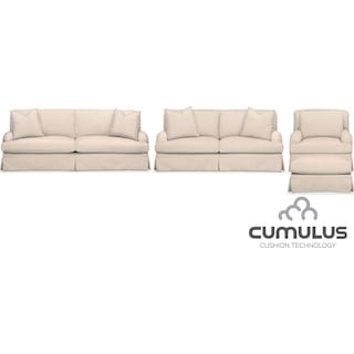 The Campbell Cumulus Collection - Buff