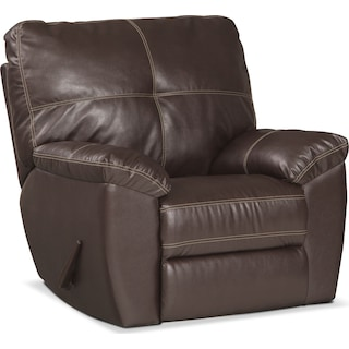 Ricardo Glider Recliner - Brown